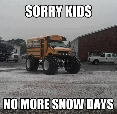 School-bus-ruining-a-perfect-snow-day…